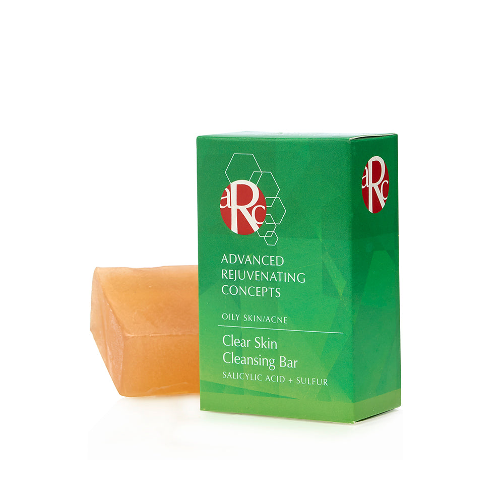Clear Skin Cleansing Bar