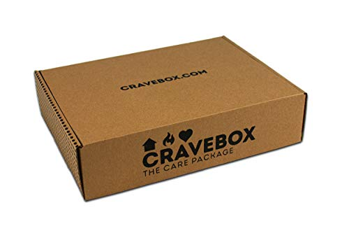 The Deluxe Care Package Snack Box