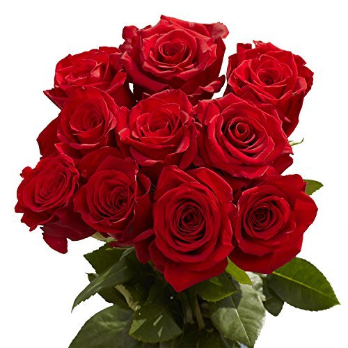 Send 100 Red Roses for Valentine's Day