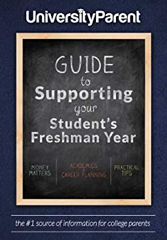 UniversityParent Guide to Supporting your Student's Freshman Year