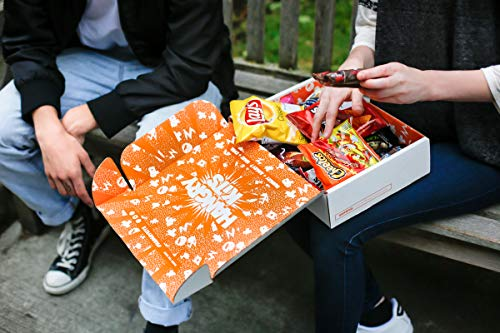 Essential Hangry Kit: Bring a smile to their faces with this unique, one of a kind hangry kit.