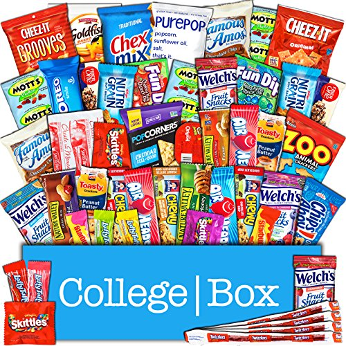 Study Treats College Care Package
