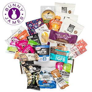 High Protein Healthy Snacks Fitness Box