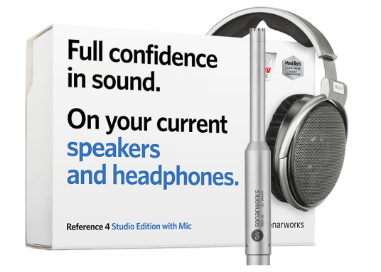 Sonarworks Reference 4 Headphones Edition