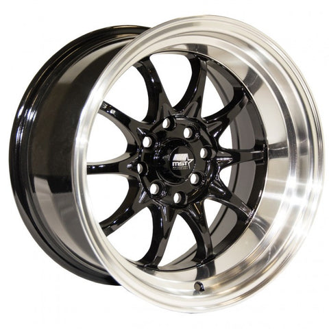 MST Wheels MT11 15x8 +0 4x100/4x114.3 (qty4)
