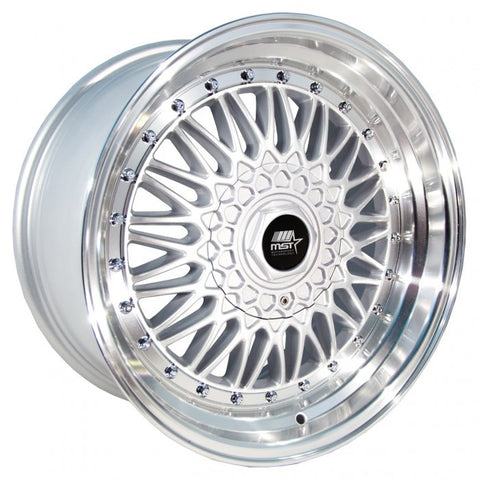 MST Wheels MT13 15x8 +20 4x100/4x114.3 (qty4)