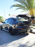 "Battle Aero Force 2 (66"") GT Wing for EVO X"