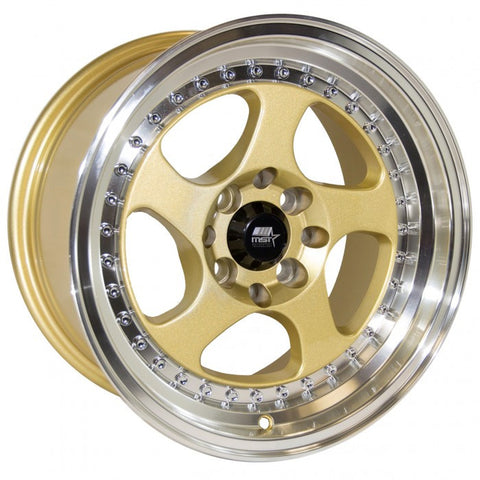 MST Wheels MT15 15x8 +15 4x100 | 4x114.3 (qty4)