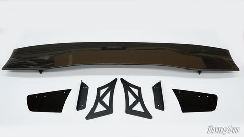"Battle Aero Force 3 (70"") GT Wing (Short Stands)"