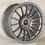 MST Wheels MT17 17x9 +15 4x114.3 (qty:4)