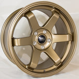 MST Wheels MT01 17x9 +35 5x114.3 (qty4)