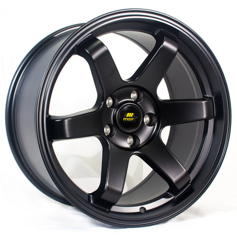 MST Wheels MT01 17x9 +35 5x100 (qty4)