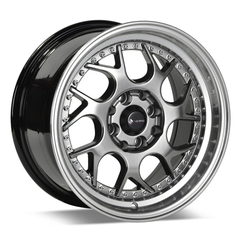 VORS Wheels VR1 15x8 +25 4x100/4x114.3