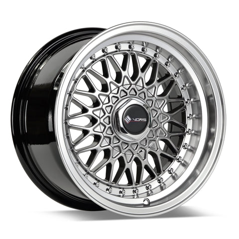 VORS Wheels VR3 15x8 +25 4x100/4x114.3