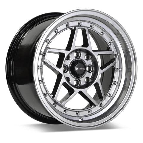 VORS Wheels VR4 15x8 +25 4x100/4x114.3