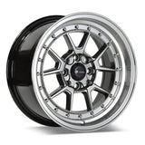 VORS Wheels VR6 15x8 +25 4x100/4x114.3