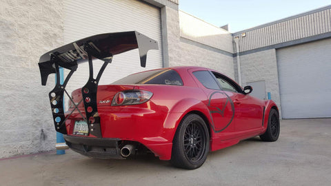 V4 Chassis Mount Kit for Mazda RX-8
