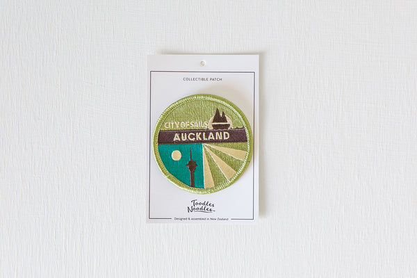 Auckland in the spotlight