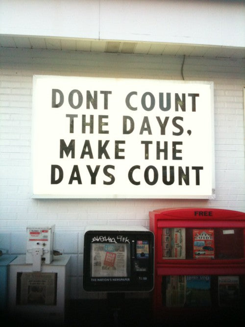 days count