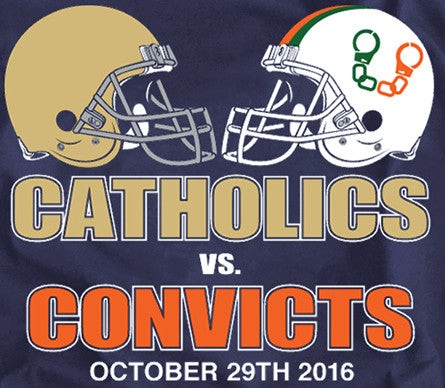 ESPN 30 for 30: Catholics vs Convicts - Trailer Released
