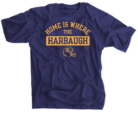 Jim Harbaugh Michigan T-Shirt
