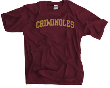 FSU Criminoles Shirt