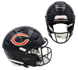 "Cole Kmet Signed Chicago Bears Speed Flex Authentic NFL Helmet with ""2020 Bears 1st Pick Bear Down"" Inscription"