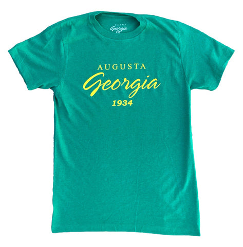 Classic Georgia Augusta 1934 T-Shirt Golf