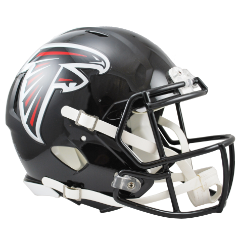 ATLANTA FALCONS REVOLUTION SPEED AUTHENTIC HELMET
