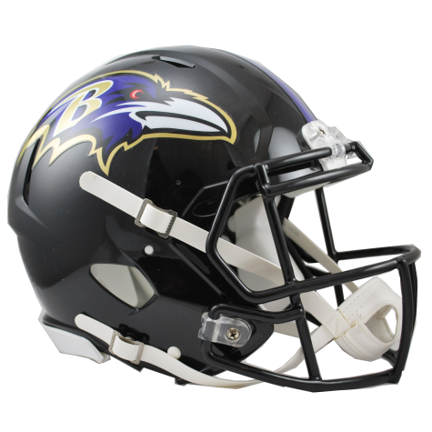 BALTIMORE RAVENS REVOLUTION SPEED AUTHENTIC HELMET - Helmet - SPORTSCRACK