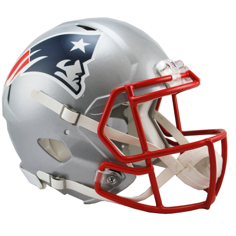 NEW ENGLAND PATRIOTS REVOLUTION SPEED AUTHENTIC HELMET - Helmet - SPORTSCRACK