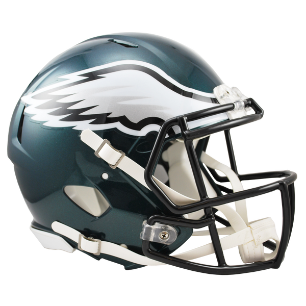PHILADELPHIA EAGLES RIDDELL REVOLUTION SPEED AUTHENTIC HELMET SHOP