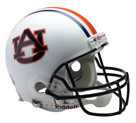 AUBURN VSR4 AUTHENTIC HELMET