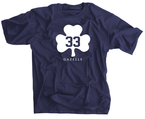 #33 - GAZELLE Shamrock T-Shirt
