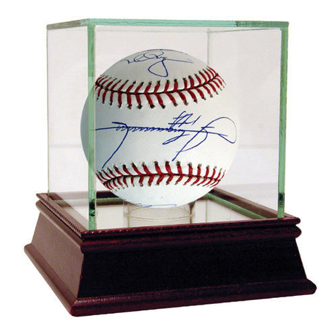 500 Home Run MLB Baseball (F. Robinson Murray Killebrew Schmidt R.Jackson McCovey Sosa McGwire-8 Signatures)