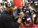 Ray Lewis Signed Authentic Pro Baltimore Ravens Helmet Limited Edition Of 52 W/Mask Visor - Memorabilia - SPORTSCRACK - 4