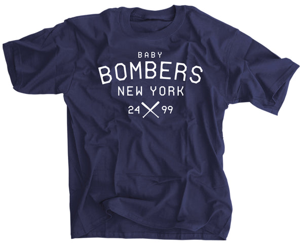 The Baby Bombers New York Baseball T-Shirt
