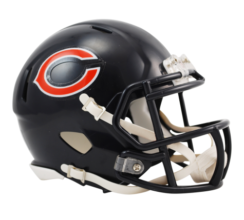 CHICAGO BEARS SPEED MINI HELMET