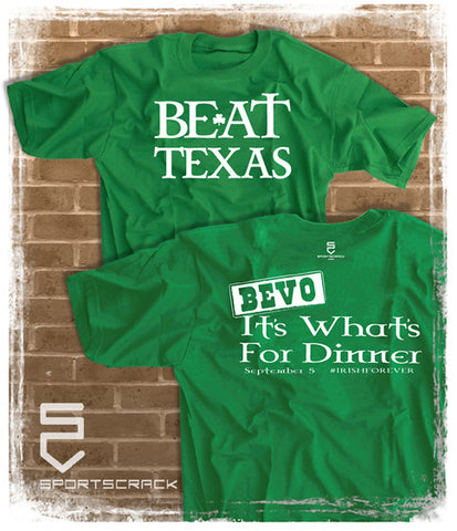 Beat Texas Rivalry Shirt Shirt -  - SPORTSCRACK