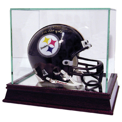 Glass Mini Helmet Case (o)