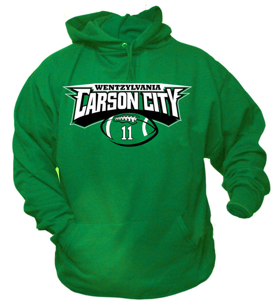 Carson City WENTZYLVANIA Hoodie Sweat Shirt