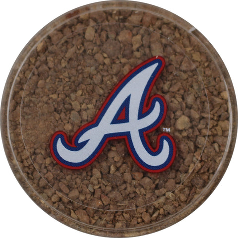 Atlanta Braves Dirt Capsule