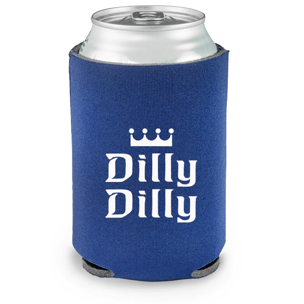 Dilly Dilly Beer Can Cooler Koozie