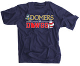Domers Vs Dawgs Shirt Notre Dame vs UGA T-shirt