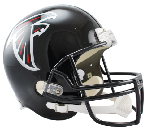 ATLANTA FALCONS VSR4 REPLICA HELMET