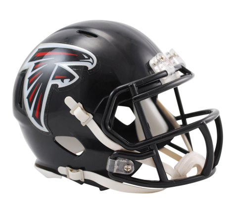 ATLANTA FALCONS SPEED MINI HELMET
