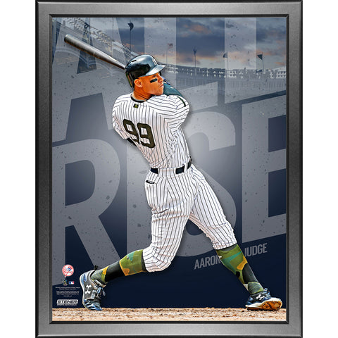 Aaron Judge New York Yankees Framed 11x14 Photo