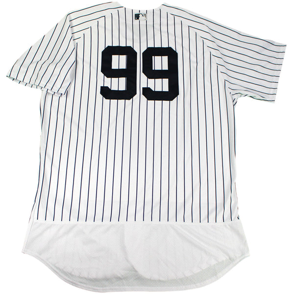 Aaron Judge New York Yankees Authentic Pinstripe Jersey -Size 44