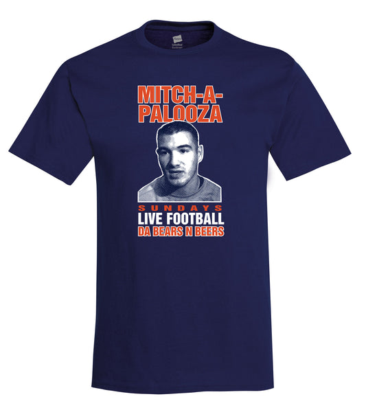 Mitch-A-Palooza Football Chicago Party Shirt