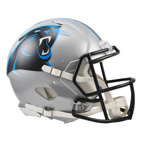 CAROLINA PANTHERS REVOLUTION SPEED AUTHENTIC HELMET - Helmet - SPORTSCRACK